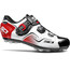 Sidi Cape Shoes Men White/Black/Red